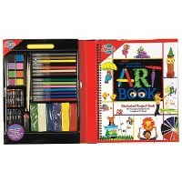 Art Book Craft Kit