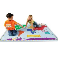 US Treasure Hunt Map Activity Mat