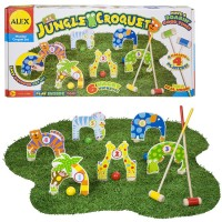 Jungle Croquet Kids Activity Toy