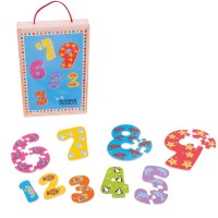 1-9 Number Puzzles in a Box