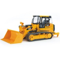 Bruder CAT Track Loader Bulldozer Construction Vehicle