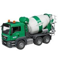 Bruder MAN TGS Cement Mixer Truck