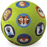 Jungle Jamboree 7 inch Green Play Ball