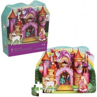 Princess Palace 32 pc Jigsaw Puzzle in Shaped Gift Box