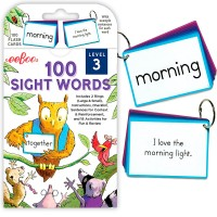 100 Sight Words Flash Cards - Level 3