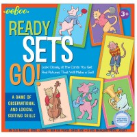 Ready Sets Go! Visual Skills Activity Game