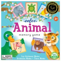 Preschool Animal Memory Game
