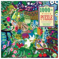 Bountiful Garden 1000 pc Puzzle