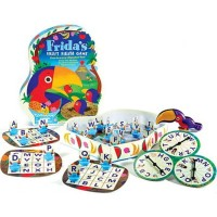Frida's Fruit Fiesta Alphabet Game