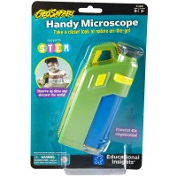 GeoSafari Handy Microscope Outdoor Exploration Set