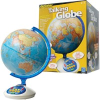 GeoSafari Electronic Talking Globe