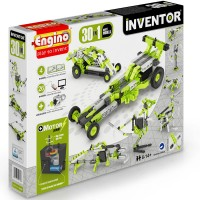 Engino Inventor 30 Models Motorized Building Kit