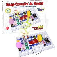 Snap Circuits Jr. Select 133 Electronic Projects Kit