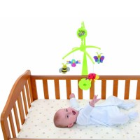 Baby Mobile - Bugs & Bird Musical Crib Toy