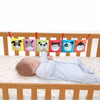 Baby First Book Crib Bumper