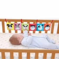 Baby First Book Crib Bumper