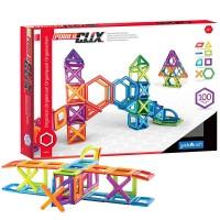 PowerClix 3D Magnetic 100 pc Building Kit
