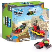 IO Blocks Vehicles 96 pc Deluxe Building Set
