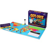 GeoDice World Geography Game