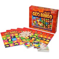 Geo Bingo World Geography Bingo Game