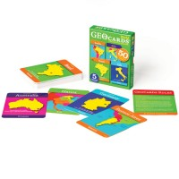 Geo Cards World - Geography Card Game