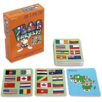 Flag Frenzy - Learn Countries of the World Flags Card Game