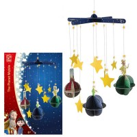 The Little Prince Planet Mobile Craft Kit