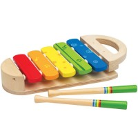 Rainbow Xylophone Toddler Musical Toy