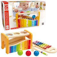Pound & Tap Bench Toddler Activity Toy