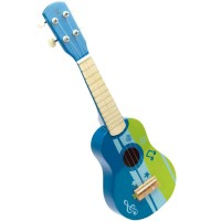 Kids Ukulele Musical Instrument - Blue