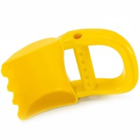Hand Digger Yellow Sand Toy