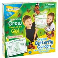Original Butterfly Garden Butterflies Growing Kit