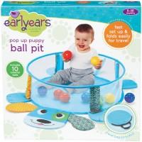 Pop-up Puppy Baby Ball Pit
