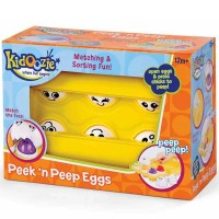 Peek n Peep Eggs Matching & Sorting Set