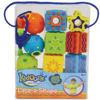 Lace a Shape Toddler Lacing Toy
