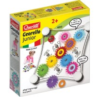 Quercetti Georello Junior Toddler Gears Toy