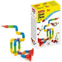Quercetti Super Saxoflute Build Musical Toy Set