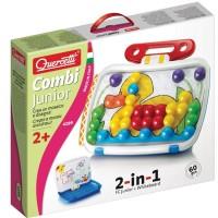 Quercetti Combi Junior Toddler Mosaic Set