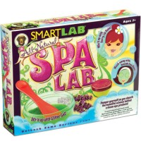 Girls All Natural Spa Lab Science Kit
