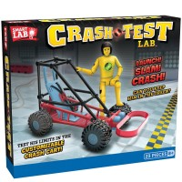 Crash Test Lab Engineering Toy