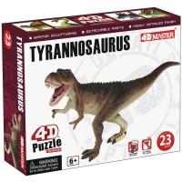 4D Puzzle T-Rex Dinosaur