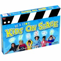 Kids on Stage Charades Board Game