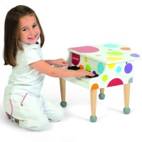 Grand Piano Confetti Toy Musical Instrument