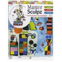 Explore Surrealism Creative Sculpture Art Kit for Kids