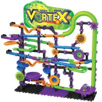 Vortex 3.0 Techno Gears Marble Mania 300 pc Building Set