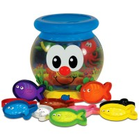 Color Fun Fish Bowl Toddler Electronic Toy