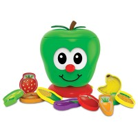 Sort & Learn Apple Healthy Food Learning Shape Sorter