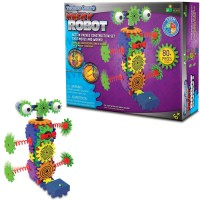 Wacky Robot Techno Gears 80 pc Building Set