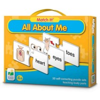 Match It! All About Me Learning Puzzle