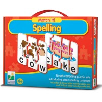 Spelling Match It! Learning Puzzle